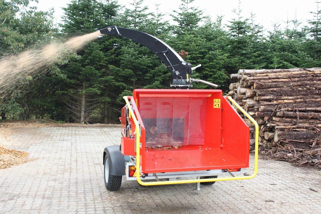 Broyeur de branches thermique diam tre 215 mm - Broyeur de branches thermique ...