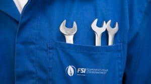 FSI recrute un technicien machine espaces verts (H/F)