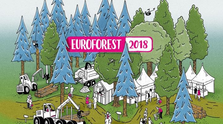 FSI FRANSKAN présent sur le salon Euroforest 2018