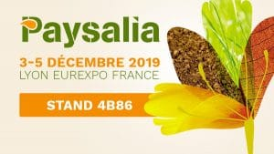 FSI Franskan participe à Paysalia 2019