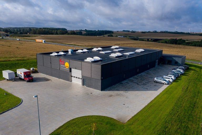 FSI Power-tech présente sa nouvelle usine en vidéo